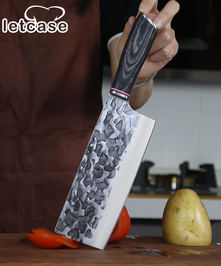 Chinese Vegetable Cleaver