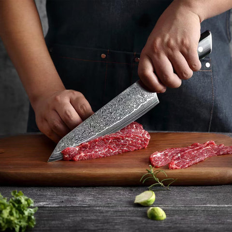 The function of different types kitchen knives