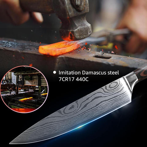 The 6 Common Stainless Steel Kitchen Knife Blade Material