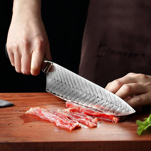 Japanese knives are better at fine cutting | What's the difference between Japanese knife and German knife