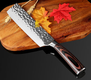 Handmade Forged Chef Knives - Letcase