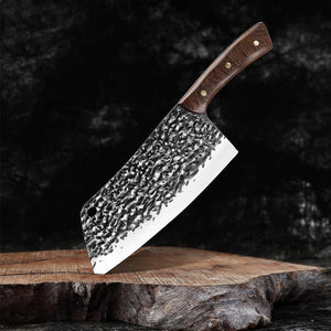 Handmade Meat Cleaver Knife - Letcase