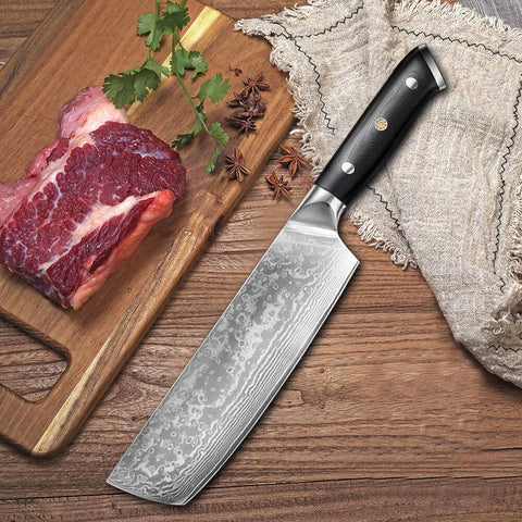 Why you at least need one real good Damascus chef knife?