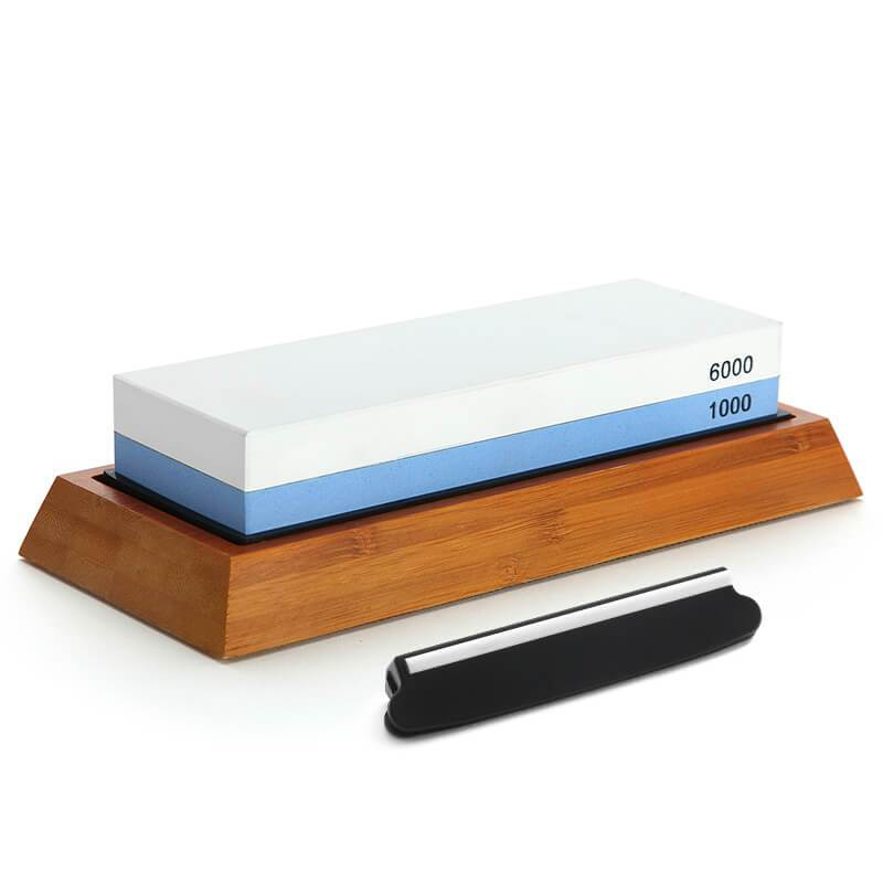 Knife Sharpener Whetstone Double Sided - Letcase