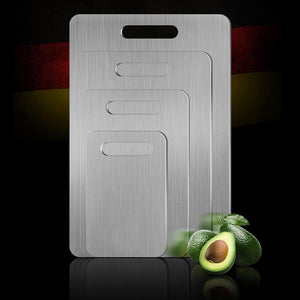 Stainless Steel Cutting Board Large Chopping Board - Letcase