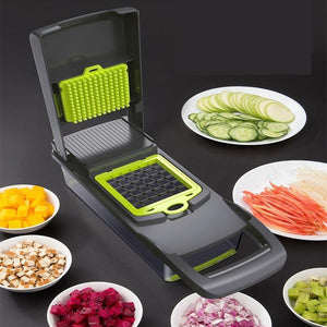 Vegetable Slicer Multifunctional Vegetable Fruit Cutting Machine - Letcase