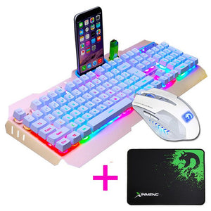 Mamba Snake Gaming Keyboard and Mouse Combo USB Wired + free mouse pad