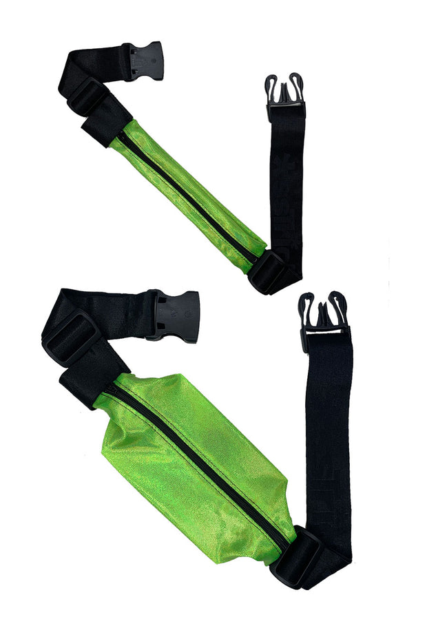*ssBag I ELECTRO GREEN I Running Belt