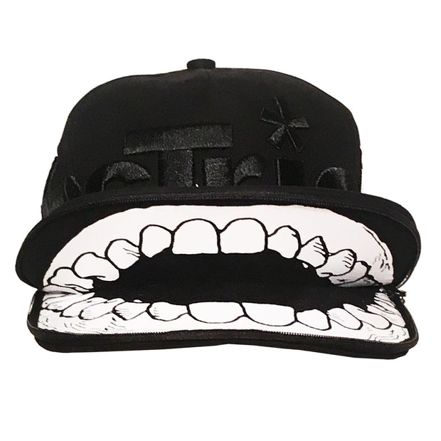 Glory Hat I BLACK