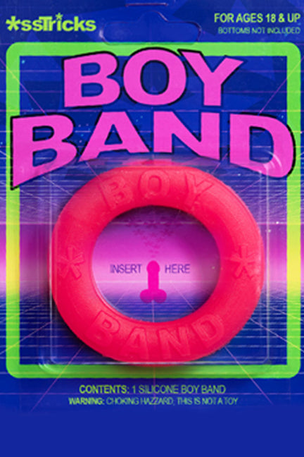 Boy Band PIGGY PINK UV