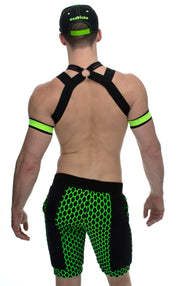 Metatron Men's Harness I BLACK