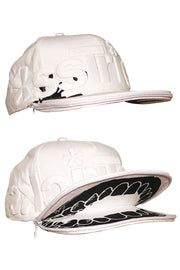 Glory Hat I WHITE