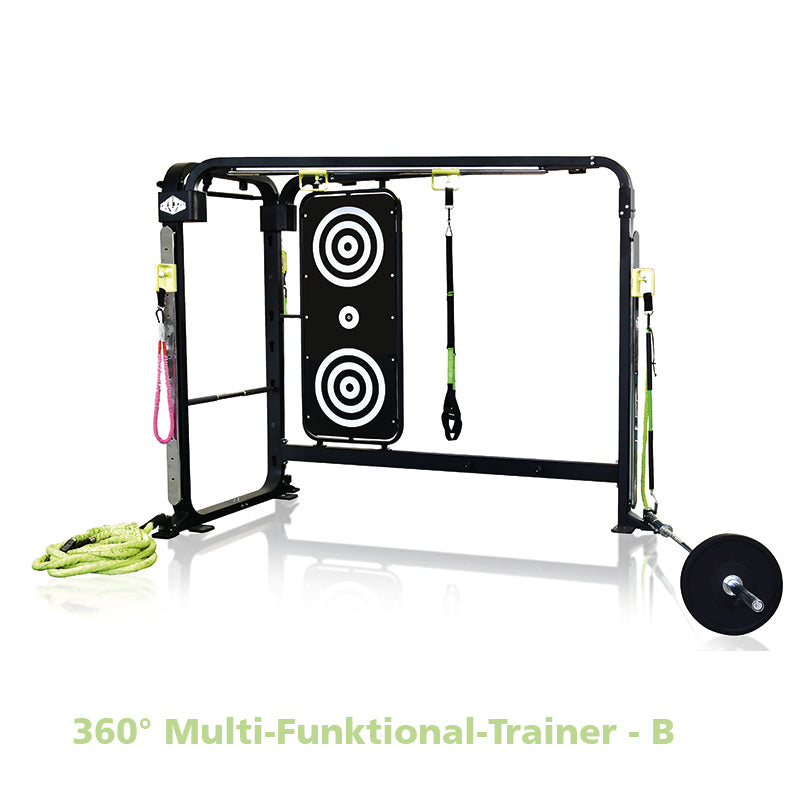 360° Multi Funktional Trainer - Modell B