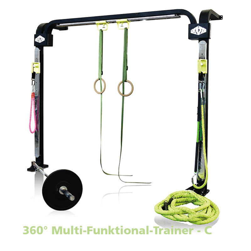 360° Multi Funktional Trainer - Modell C