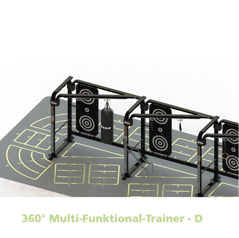 360° Multi Funktional Trainer - Modell D