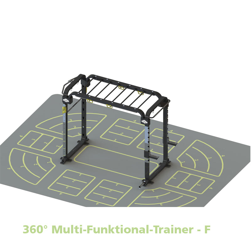 360° Multi Funktional Trainer - Modell F