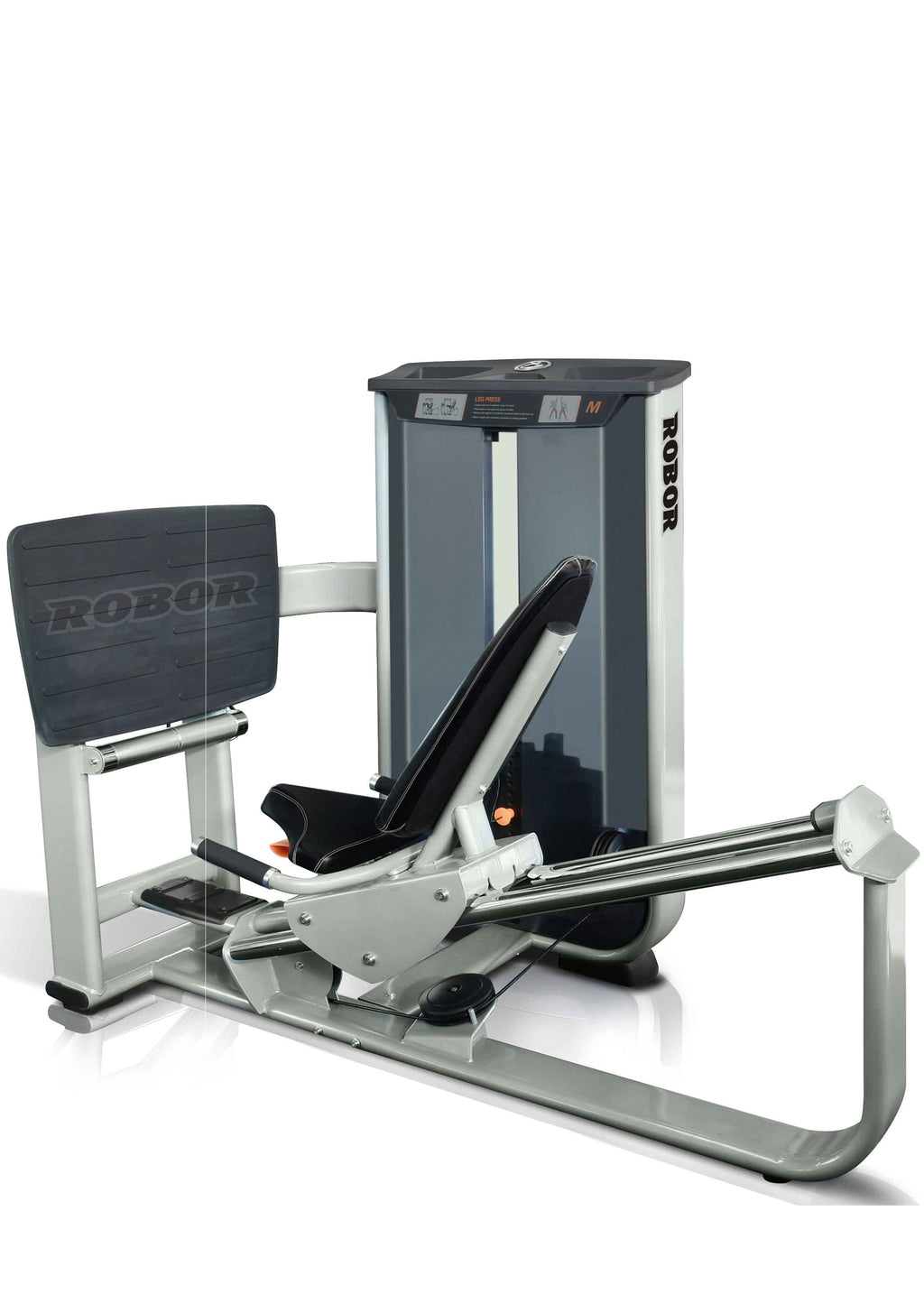 Leg Press -  Vitagym V8 Line - Beinpresse sitzend
