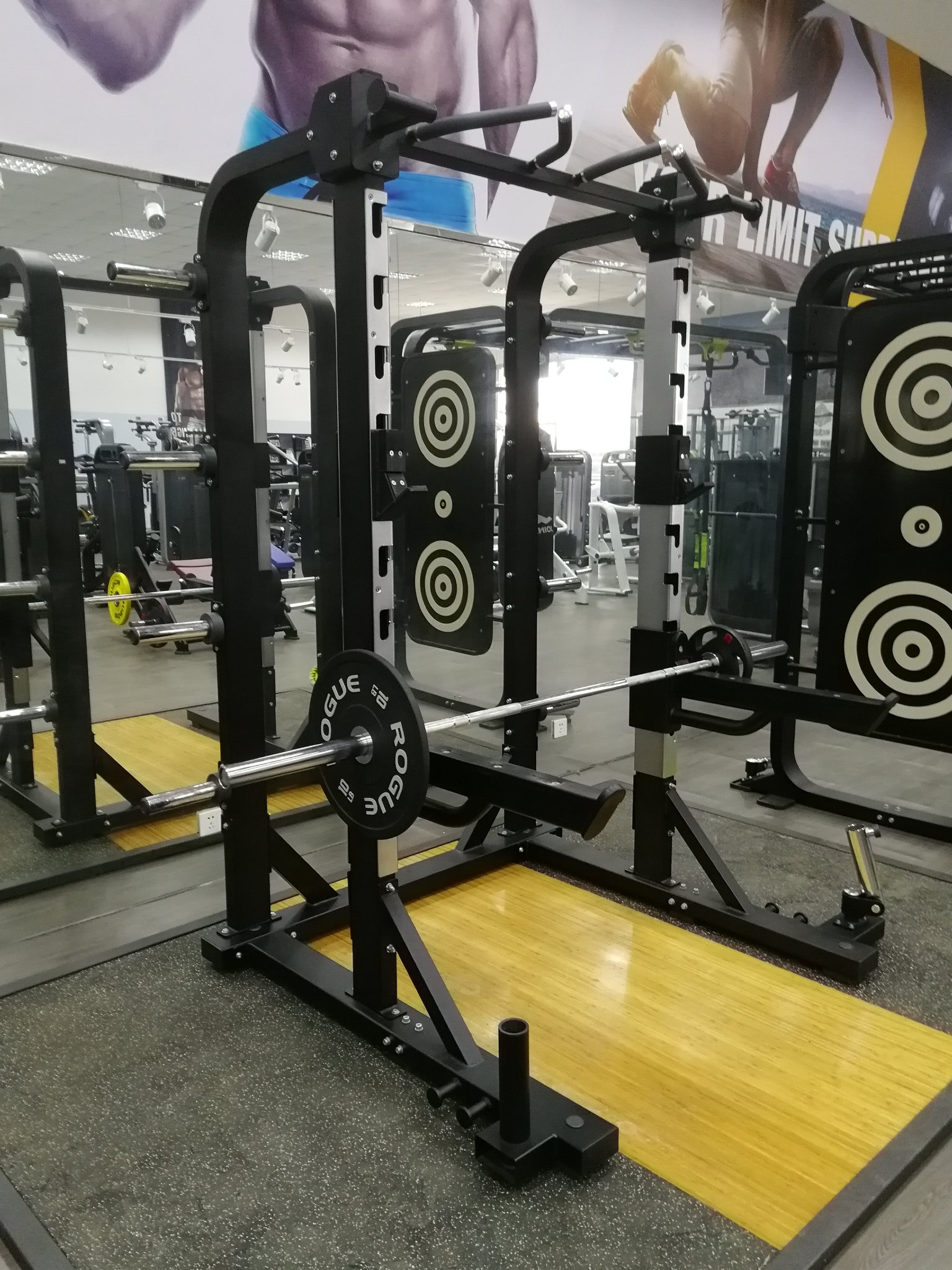 Squat Rack - VITAGYM T8 Line - Kniebeugerack