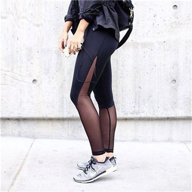 Push-up Sporting Leggings Print