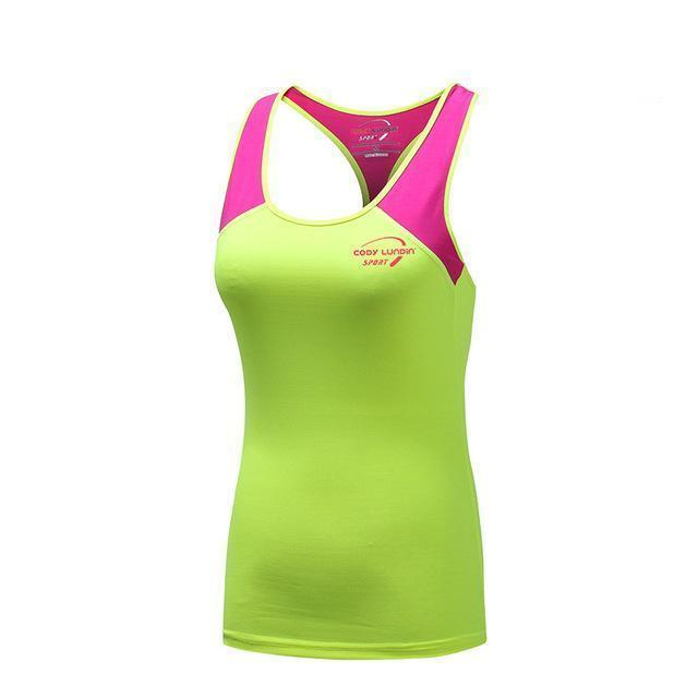 Women Fitness Bodybuilding Sleeveless
