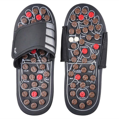 Foot Massage Slippers Health Shoe
