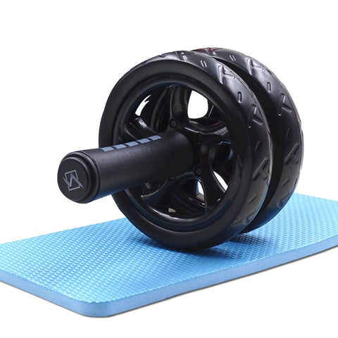 Abdominal Ab Wheel Roller With Mat