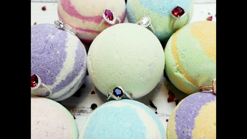 Ring Bath Bombs by Enticing Candles
