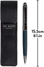 Ted Baker Touch Screen Pen in Case - Black/Navy TED701