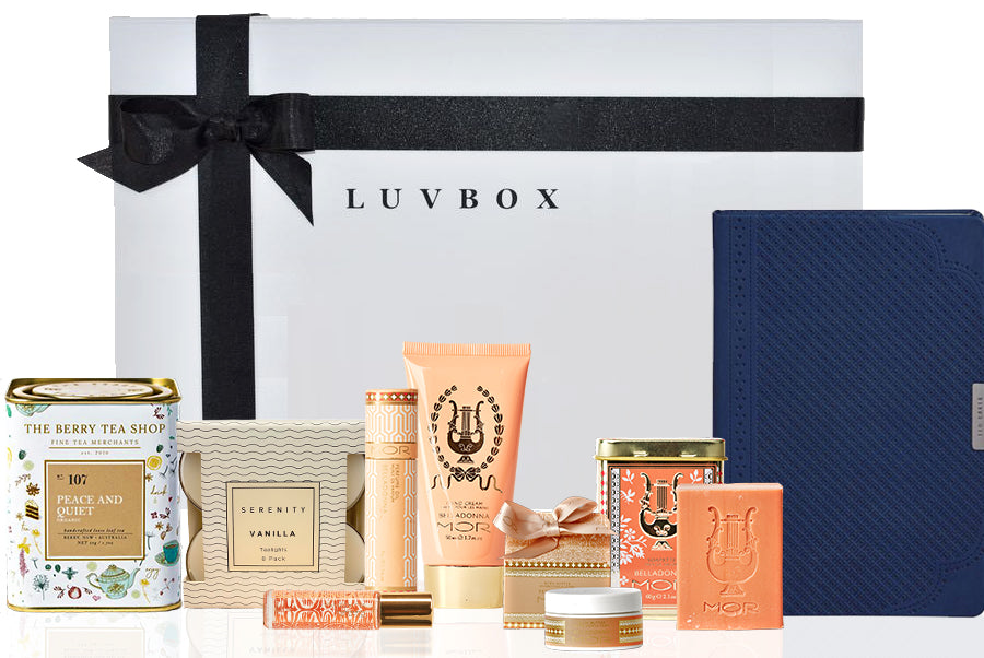 Beautiful Belladonna Box Hamper (With Free Gift)