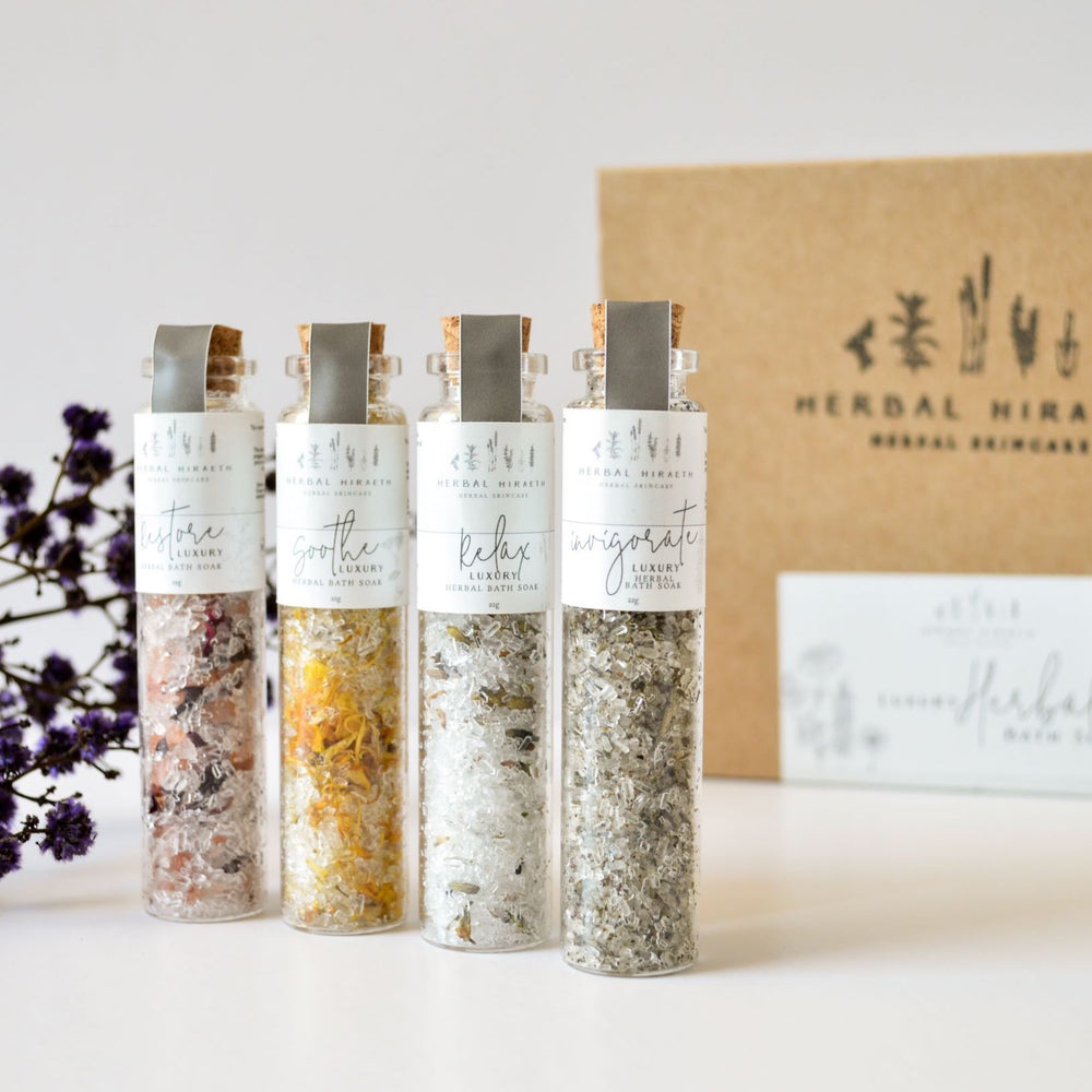 Relax Luxury Herbal Bath Soak - 22g