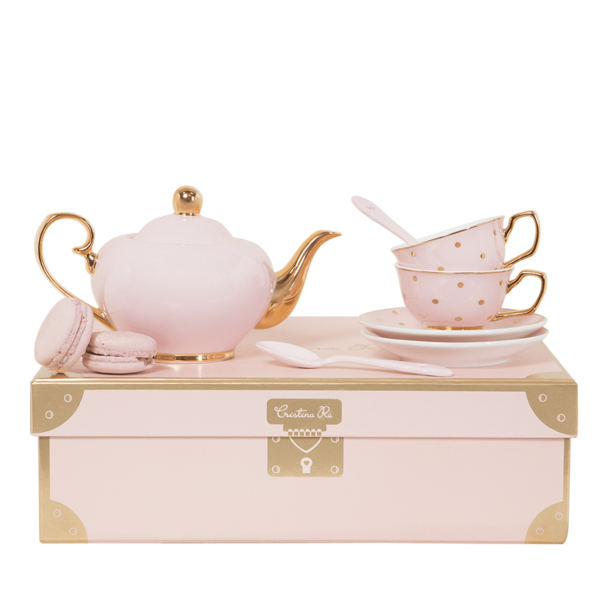 Petite Tea Set Blush
