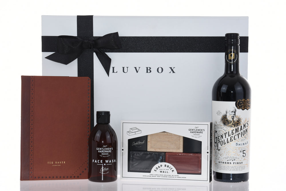 Urban Gentlemen Hamper for Him