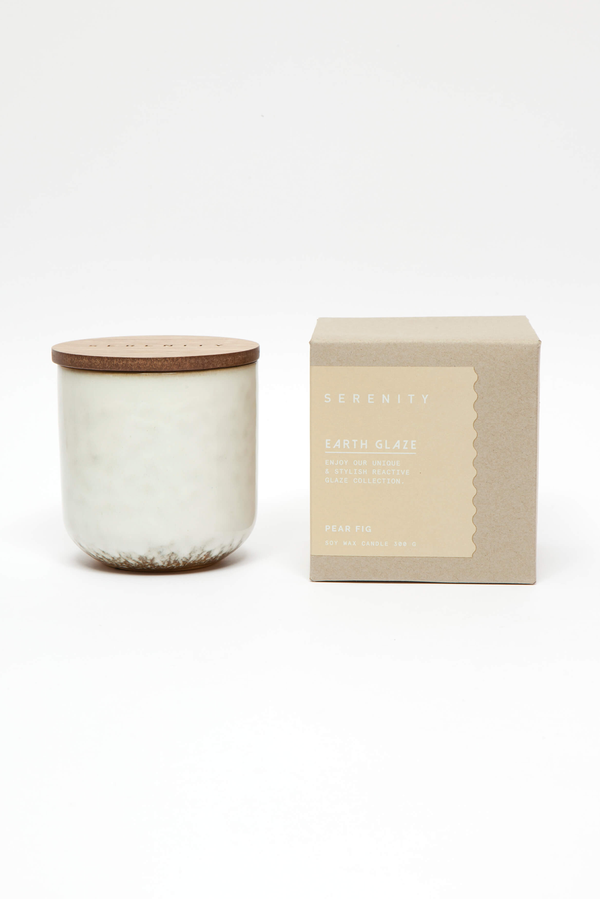 EARTH GLAZE - PEAR FIG - LUVBOX