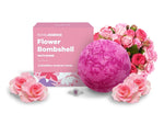 Flower Bombshell Bath Bomb - Ring Size 8