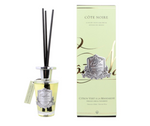 Cote Noire 150ML Diffuser Set - Persian Lime & Tangerine - Silver - GMDS15022