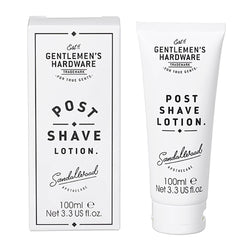 POST-SHAVE LOTION - LUVBOX