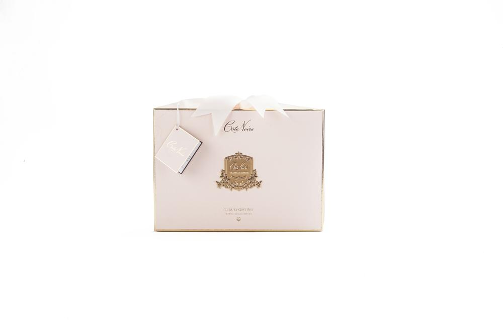 Cote Noire Charente Rose Pink Box Gift Pack Set GP02