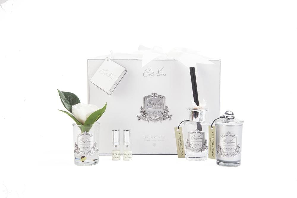 Cote Noire - Gardenia  - White Box Gift Set Pack GP05