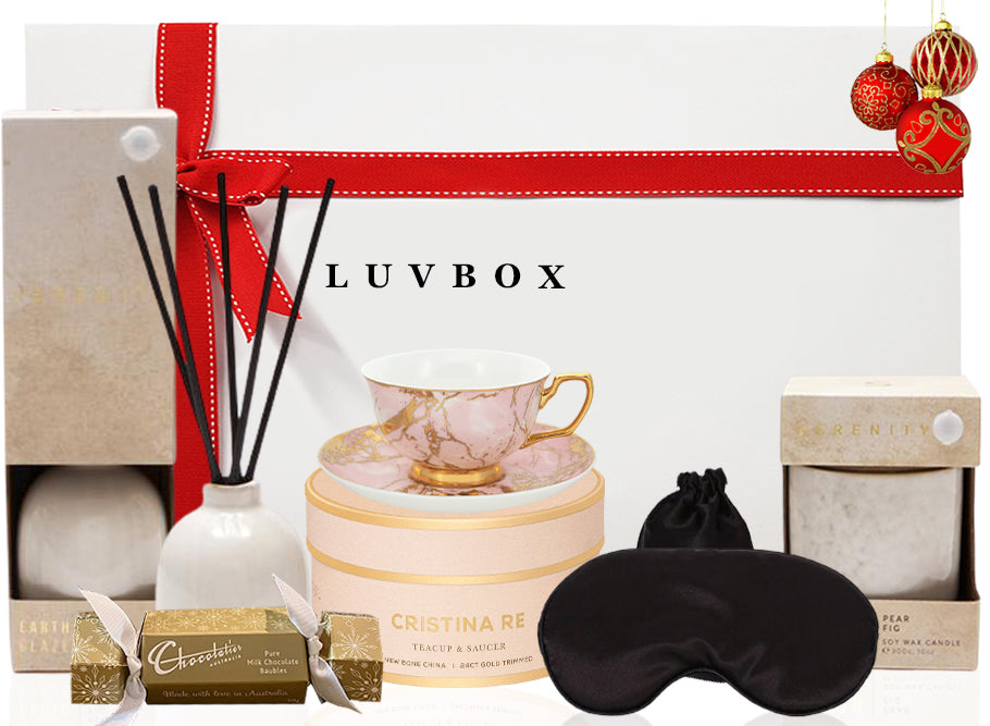 Rose Quartz Christmas Hamper