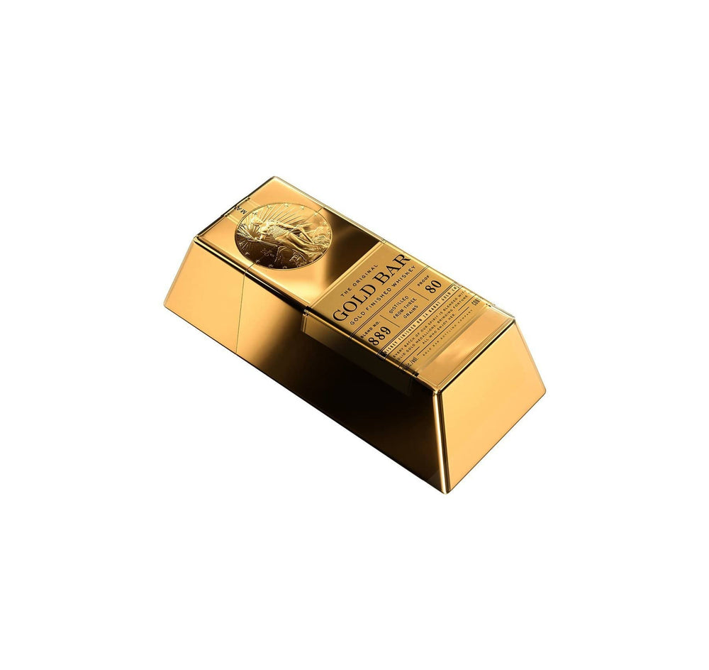 Mini Gold Bar whisky - LUVBOX