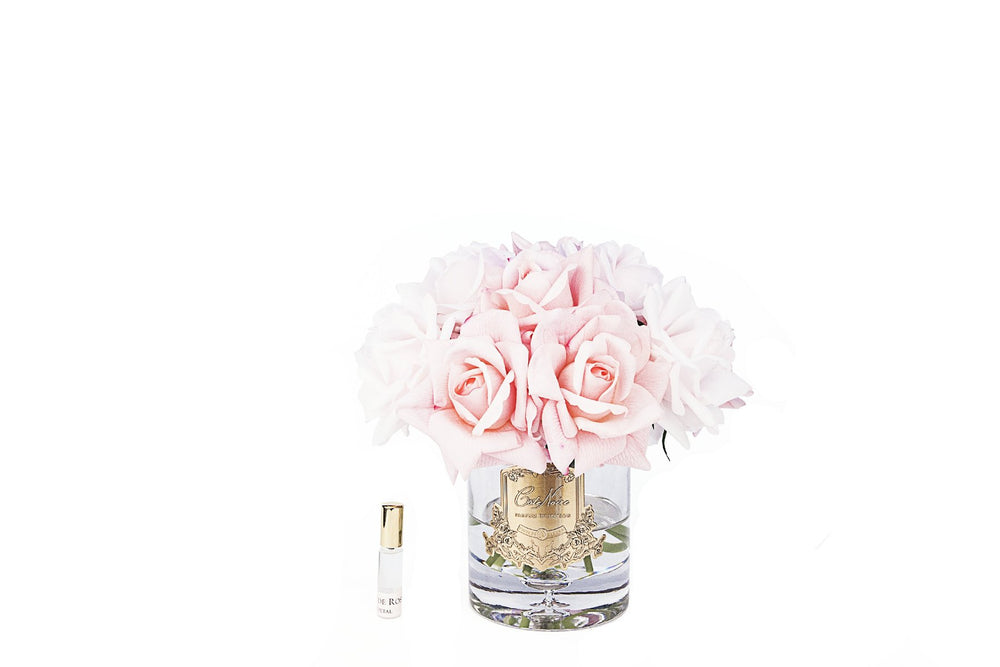 COTE COTE NOIRE - LUXURY GRAND BOUQUET - GOLD BADGE - MIXED PINKS - PINK BOX - LTW06