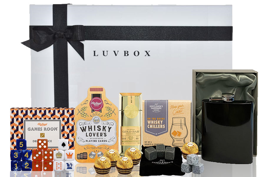 Playtime & Whisky Hamper