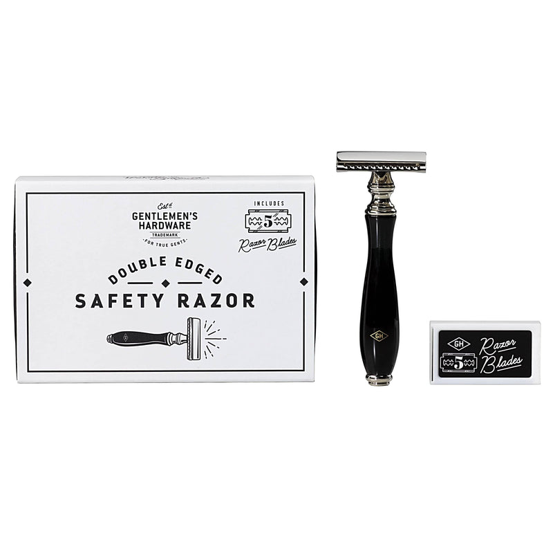 Gentlemen's Hardware SAFETY RAZOR - LUVBOX