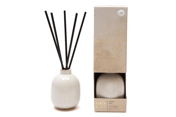 Earth Glaze  Pear Fig Reed Diffuser