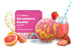 Strawberry Slushie Bath Bomb - Ring Size 8