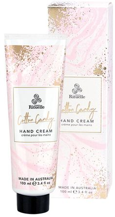 Cotton Candy Hand Cream