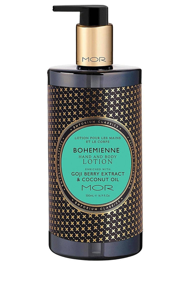 BOHEMIENNE HAND & BODY LOTION