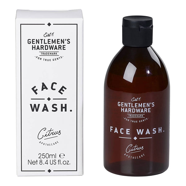 Gentlemen's Hardware FACE WASH - LUVBOX