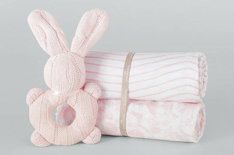 Finleigh Baby Gift Set Pink - LUVBOX