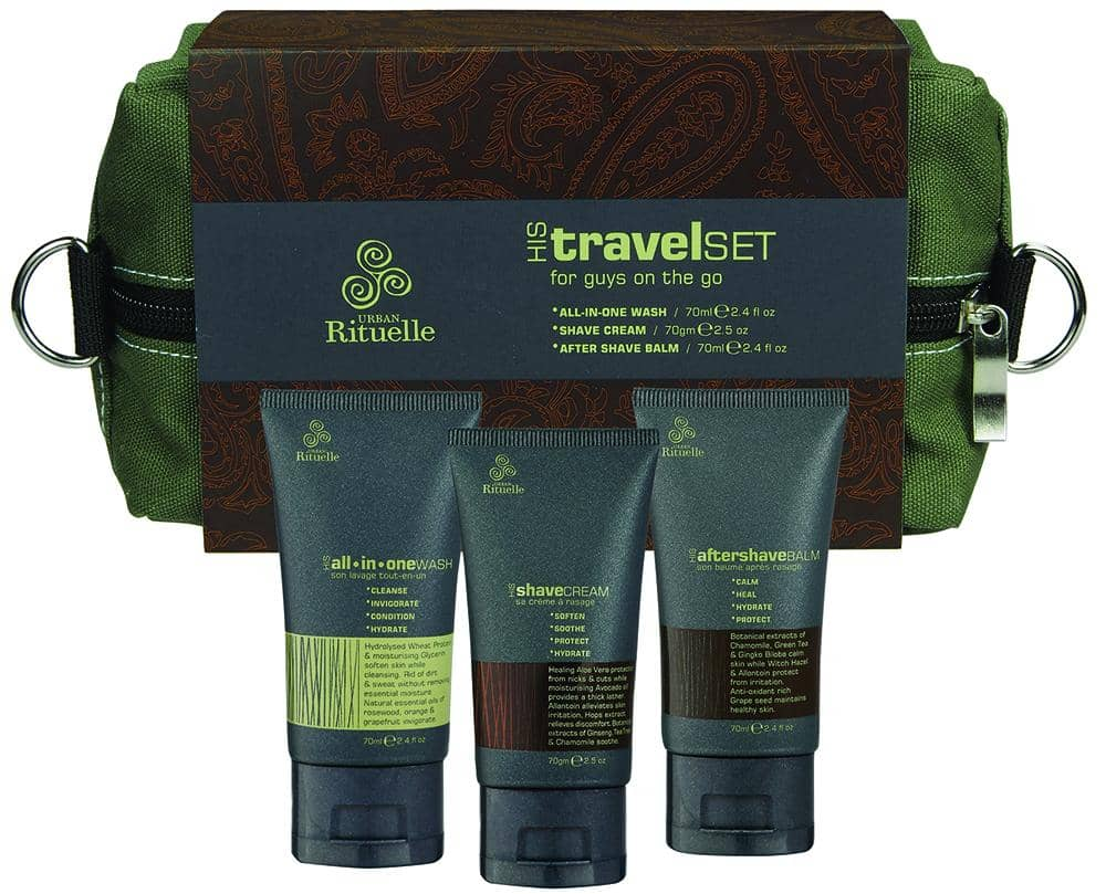His Travel Set - LUVBOX